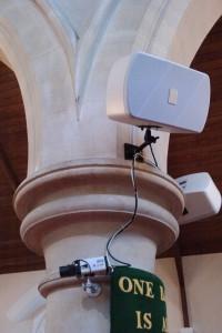 Church cameras