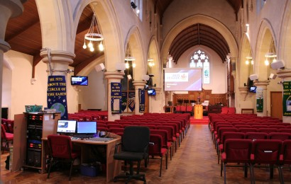 Christ Church Bournemouth Newtech Southern Ltd