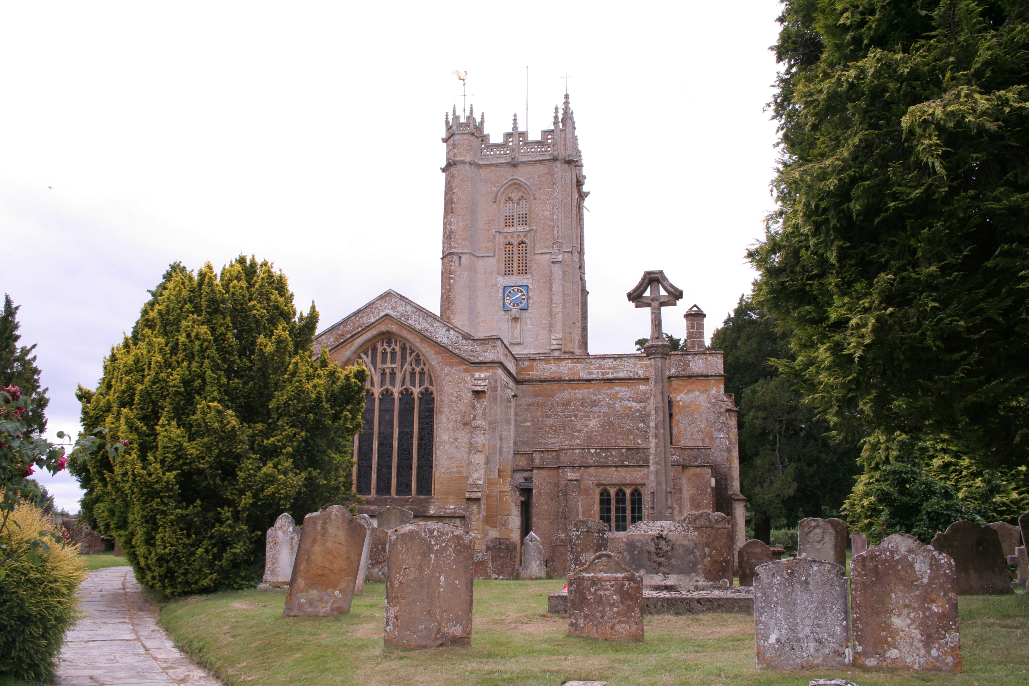 The Church Of St George Hinton Somerset Newtech