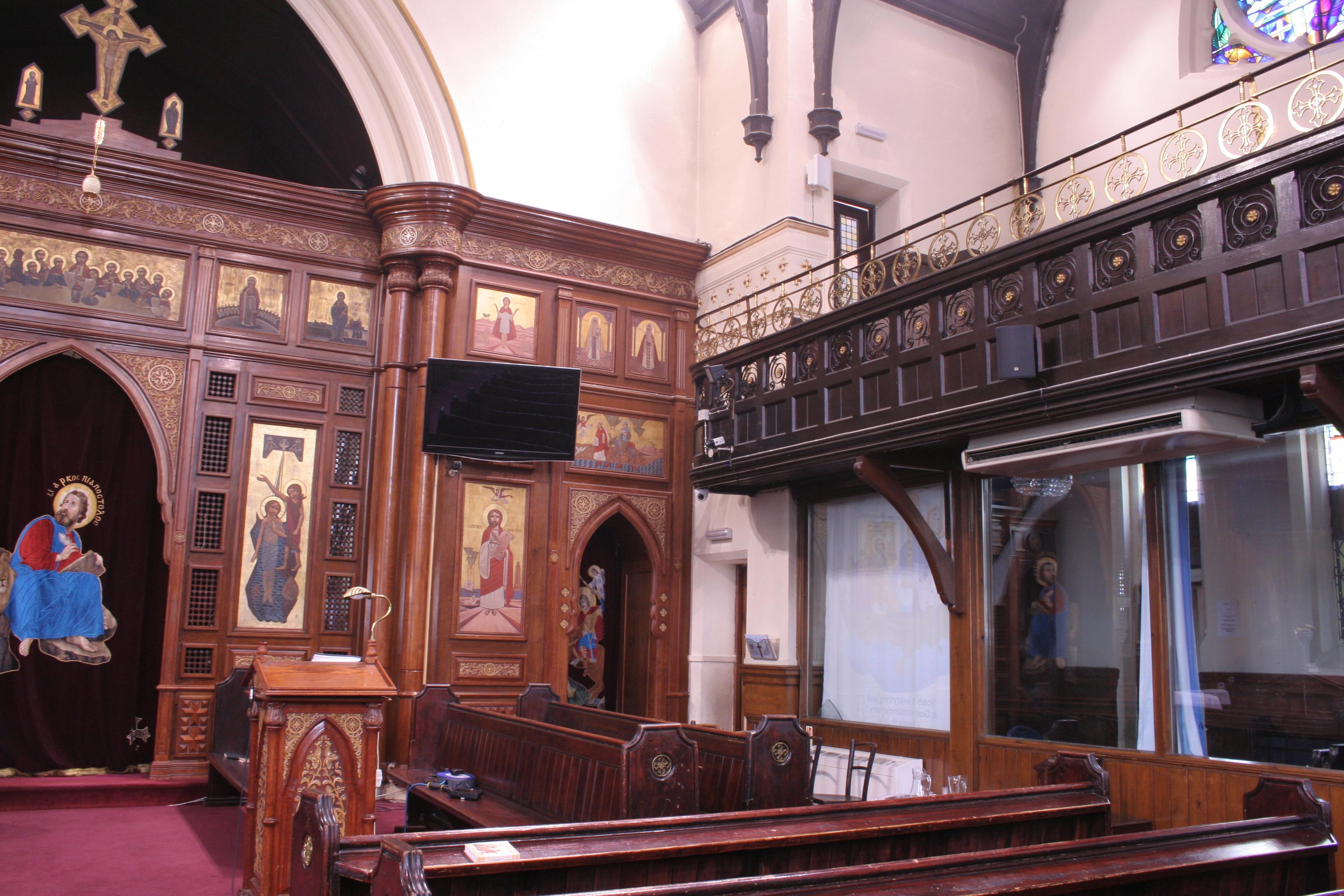 St Marks Coptic Church Kensington Newtech Southern Ltd