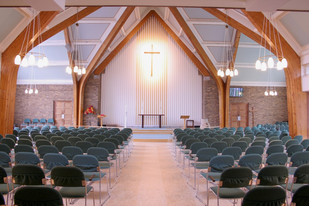 Church Video And Audio System For Church In Surrey