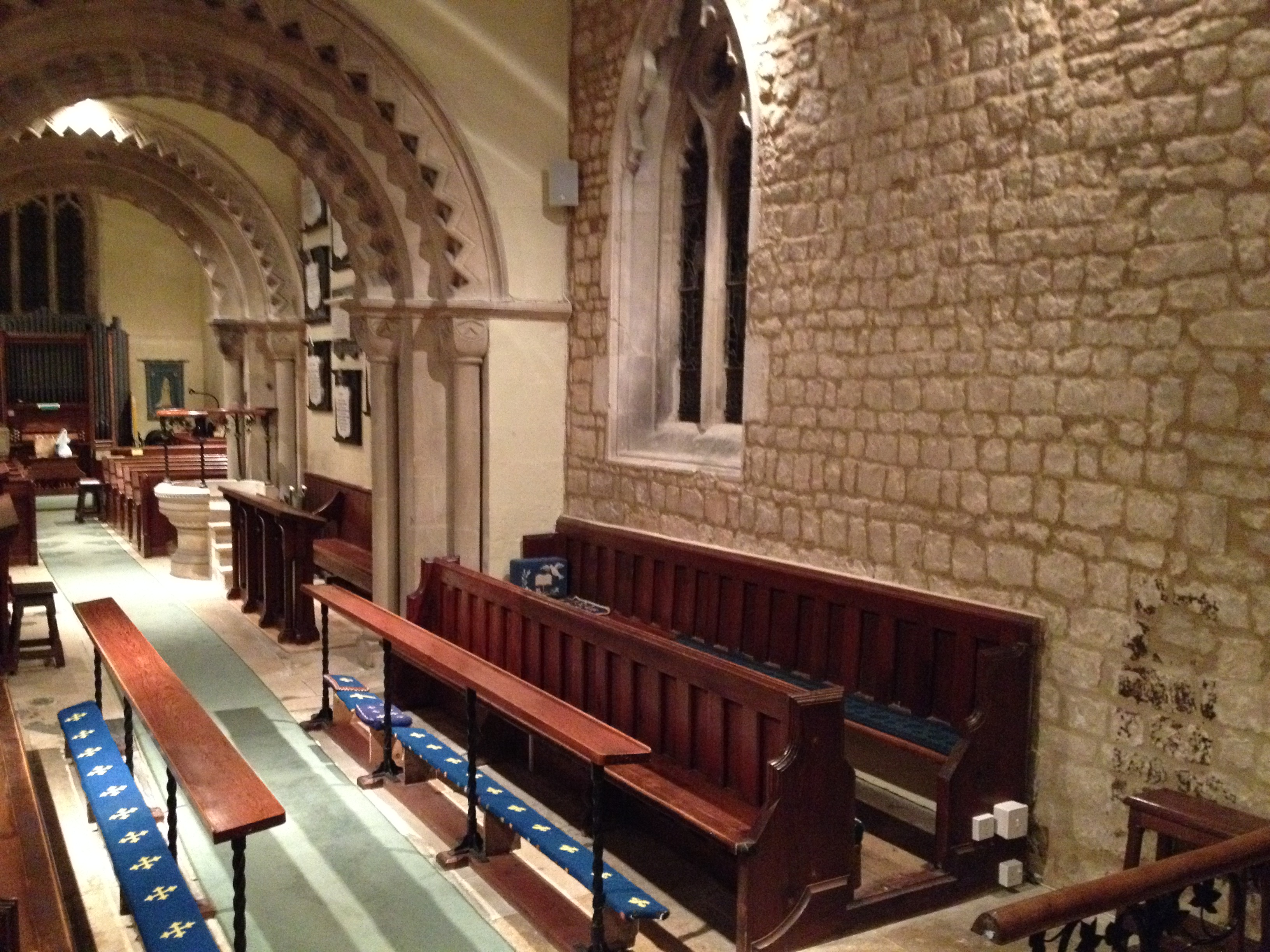 Church Public Address System In Bath Church Somerset