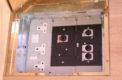 Floor AV input / output box