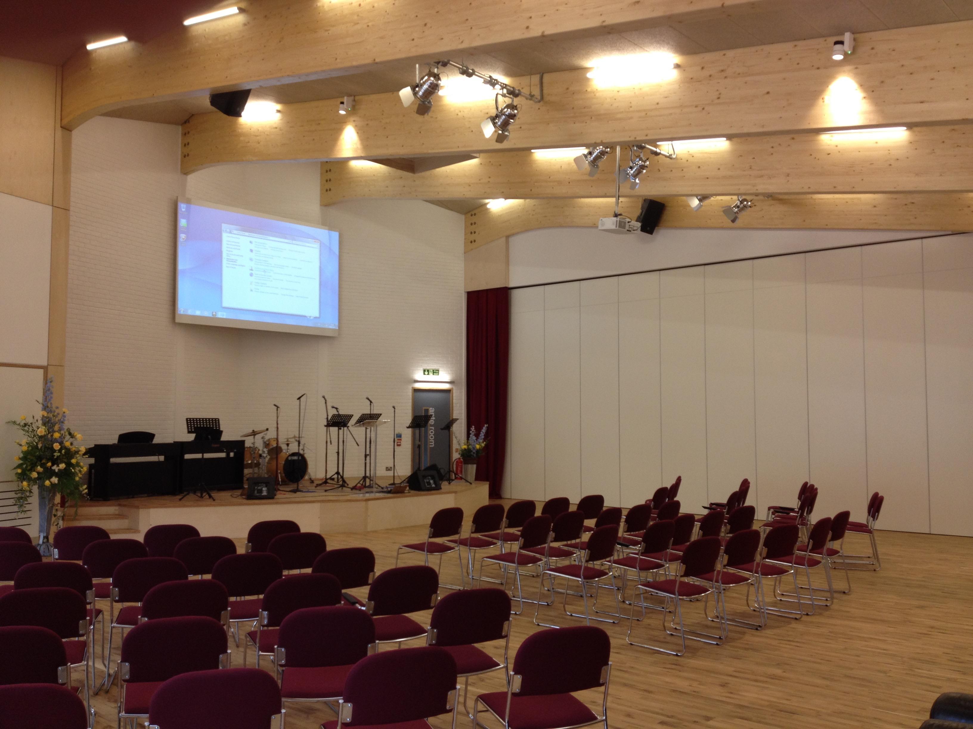 Newtech Southern Church Sound And Av System